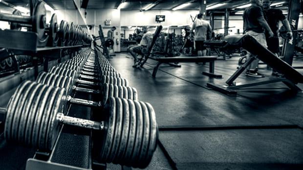 健身室器材