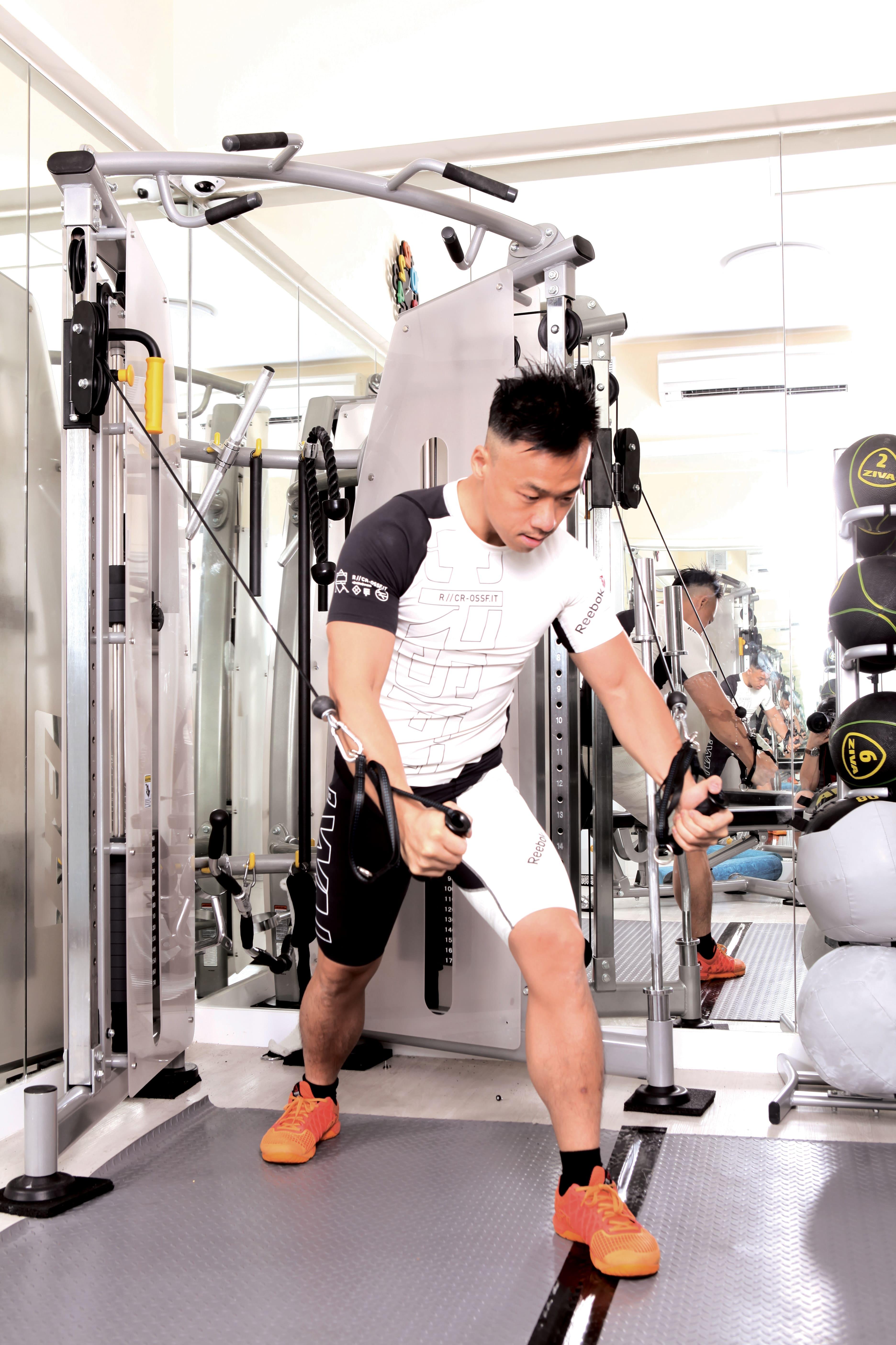 健身室器材香港